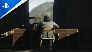 Alan Wake Remastered PlayStation Showcase 2021 Announce