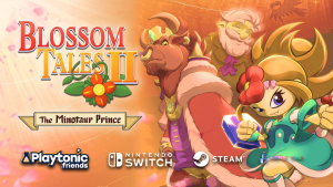 Blossom Tales II Reveal Trailer