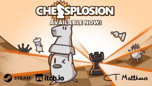 Chessplosion Launch Trailer