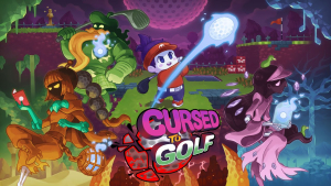 Cursed to Golf Announcement