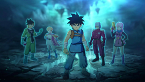 Dragon Quest The Adventure of Dai A Hero's Bonds Coming Soon