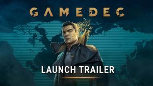 Gamedec Launch Trailer