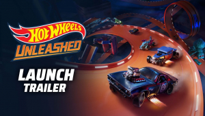 Hot Wheels Unleashed Launch Trailer