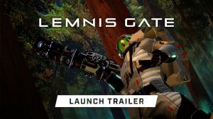 Lemnis Gate Launch Trailer