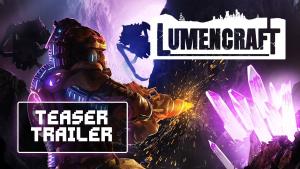 Lumencraft Teaser Trailer