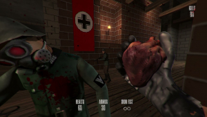Nazi Busters Announcement Trailer