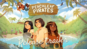 Peachleaf Pirates Release Trailer