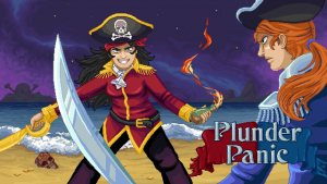 Plunder Panic Early Access Trailer