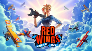 Red Wings American Aces Reveal Trailer