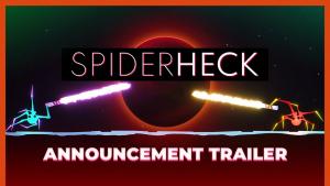 Spiderheck Announcement Trailer