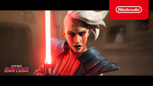 Star Wars Hunters Announcement Trailer