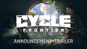 The Cycle Frontier Announcement Trailer