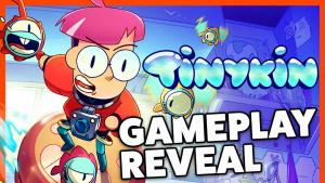 Tinykin Gameplay Reveal