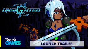 Unsighted Launch Trailer