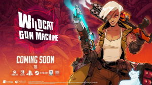 Wildcat Gun Machine Announcement Trailer