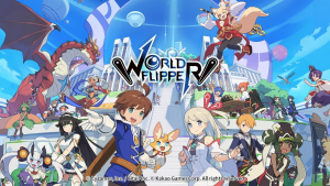 World Flipper 00-01 Official Launch