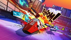 wipEout Rush Announcement
