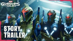 Marvel Guardians of the Galaxy Story Trailer