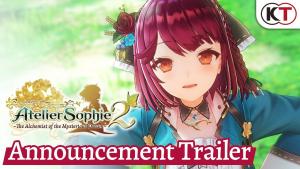 Atelier Sophie 2 The Alchemist of the Mysterious Dream Announcement