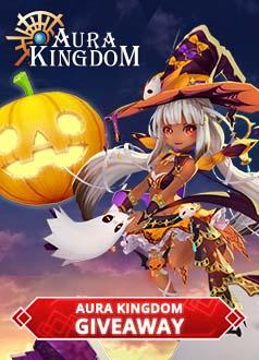 Aura Kingdom Tanuki Giveaway