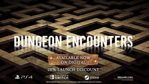 Dungeon Encounters Launch Trailer