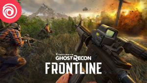 Ghost Recon Frontline Full Announcement