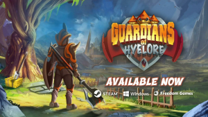 Guardians of Hyelore Launch Trailer