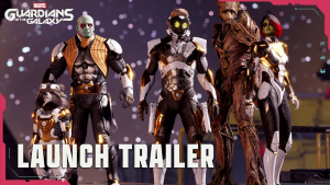 Marvel Guardians of the Galaxy Launch Trailer
