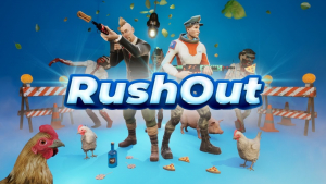 RushOut Reveal Trailer