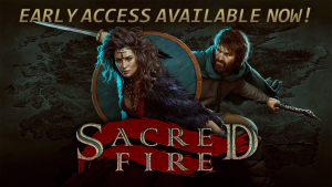 Sacred Fire Early Access Trailer